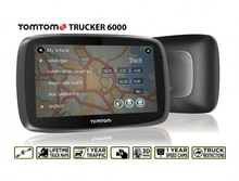 GPS навигация за камиони TomTom TRUCKER 6000 LIVЕ