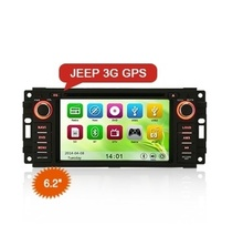 Double Din мултимедия ES6061M за JEEP
