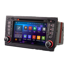 Double Din мултимедия ES3078A за AUDI A4(02-07) SEAT Exeo(09-12) S4 RS4