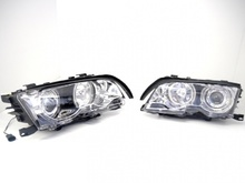 Angel Eyes за BMW E46 1998-2003 - Black Edition