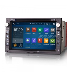 Double Din мултимедия ES3086V за PEUGEOT 307, GPS, 7 инча