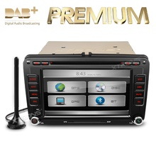 Double din мултимедия за WV PX71MTVDAB