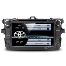 Double din за TOYOTA PF81CLTS, 7 инча
