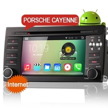 Double Din мултимедия ES4014 за PORSCHE CAYENNE, 7 инча