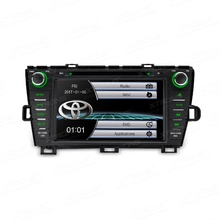 Double din за Toyota Prius PF81PSTS-RB, 7инча