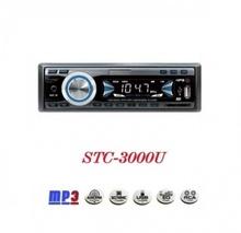 Аудио плеър за кола STC - 3000U, USB, SD, 4 x 50W