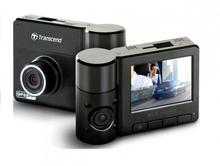 Видеорегистратор с две камери Transcend DrivePro 520 GPS WIFI 32GB карта БОНУС