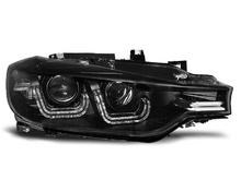 Тунинг фарове с истински DRL светлини за BMW 3 F30/F31 10.2011