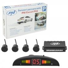 Парктроник система PNI Escort P04 с 4 черни датчика