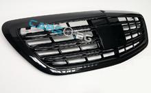 ЧЕРНА S65 AMG / Maybach решетка за Mercedes W222 Тайван