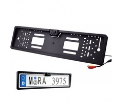 Камера за задно виждане с рамка за номера с 4LED нощен режим XH701