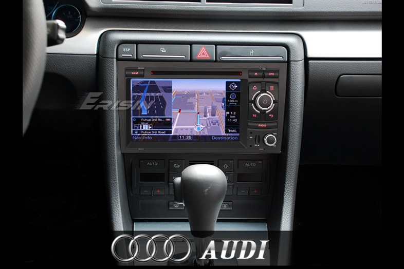 Мултимедия Double Din за Audi/Seat