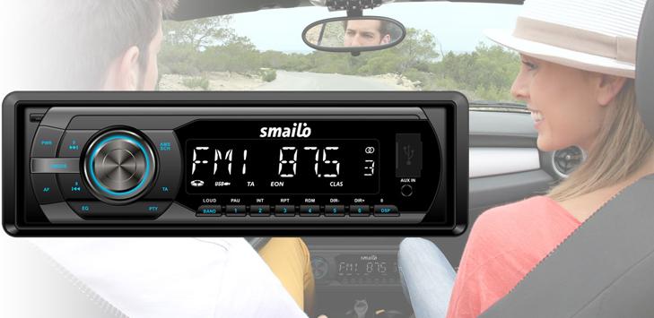 Аудио плеър за кола Slailo x2