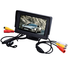 Mонитор за камера за задно виждане MON43,4.3 инча