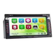 Double Din мултимедия ES7648V за PEUGEOT 307, GPS, 7 инча