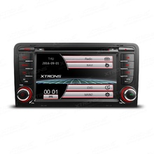 Double din за Audi A3 PF71A3AS, 7инча