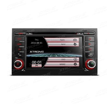 Double din за Audi A4 PF71A4AS , 7инча