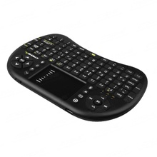 Безжична мини клавиатура с мишка тъчпад AMK003 за 2 DIN, лаптоп, XBOX, 360 PS3 TV Box 2.4GHz