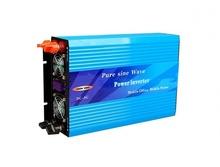 Инвертор 2000W - 12V  Пълна Синусоида за кемпери, каравани, камиони