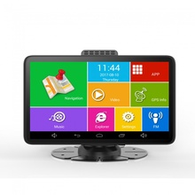 GPS Навигация за камион LEOS SMART PAD 7, 7 инча, Android 6, WiFi, 16GB,  Четириядрена