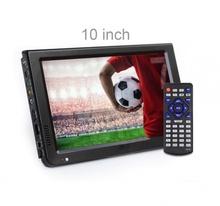 Портативен телевизор с цифров тунер LEADSTAR DVB-T2 D10 10.1 инча HDMI