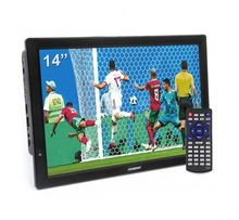 Портативен телевизор LEADSTAR D14 с цифров тунер DVB-T2 14 инча HDMI