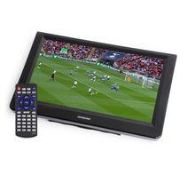Портативен телевизор LEADSTAR с цифров тунер DVB-T2 D12 12 инча HDMI, ATV, PVR