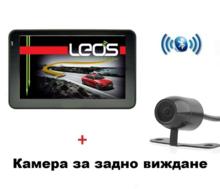 LEOS M6BT Двуядрена GPS навигация  - 5 инча